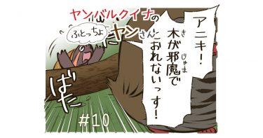 #10 「強いぞヤンさん!」